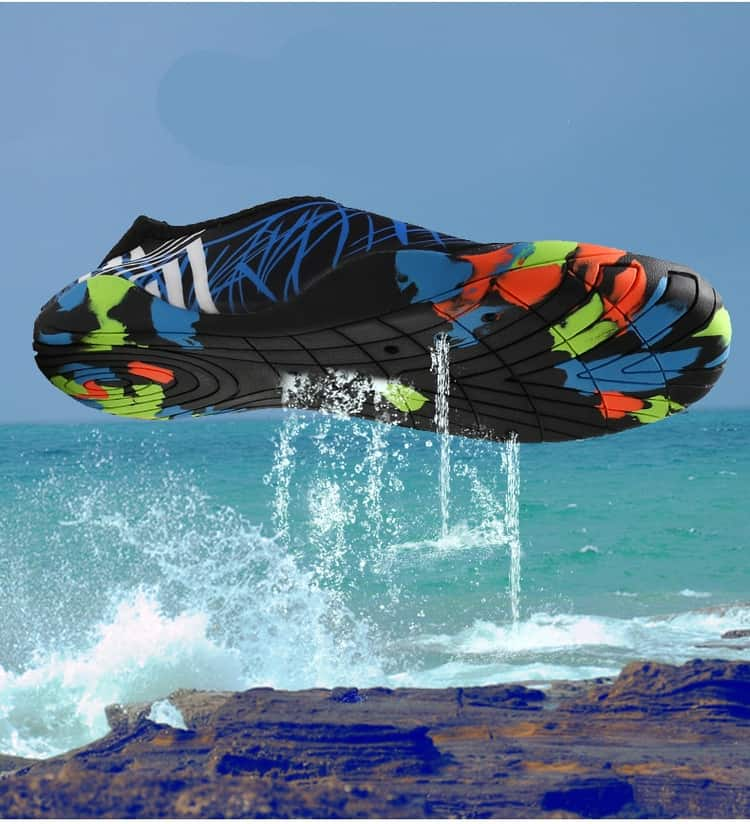 FOUR GREAT REASONS WHY YOU NEED WATER SHOES IN THIS SUMMER